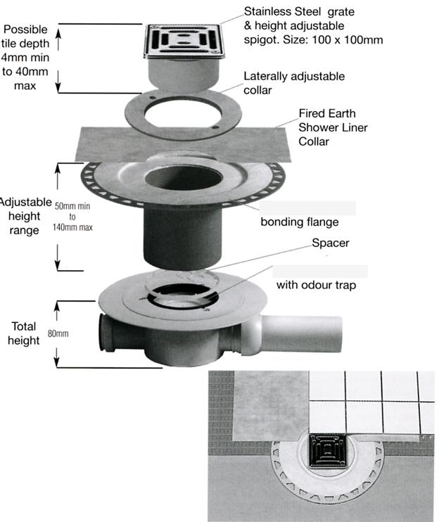 Floor Drain Trap Primer Diagram Floor Free Engine Image